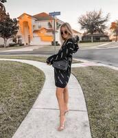 bag,chanel bag,black bag,high heel sandals,black hoodie,balenciaga