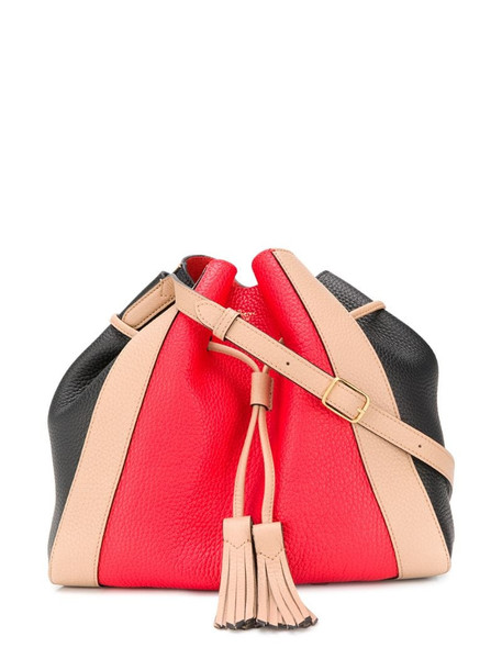Mulberry Millie small tote bag in red