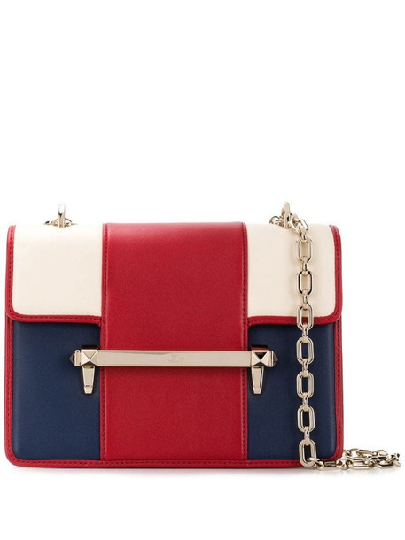 Valentino Garavani Uptown shoulder bag in red