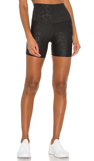 BEACH RIOT Bike Short in Black