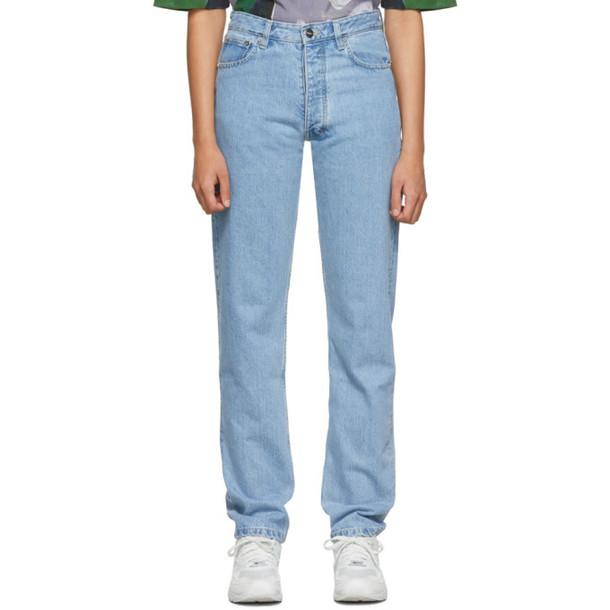Etudes Blue Georgia Jeans