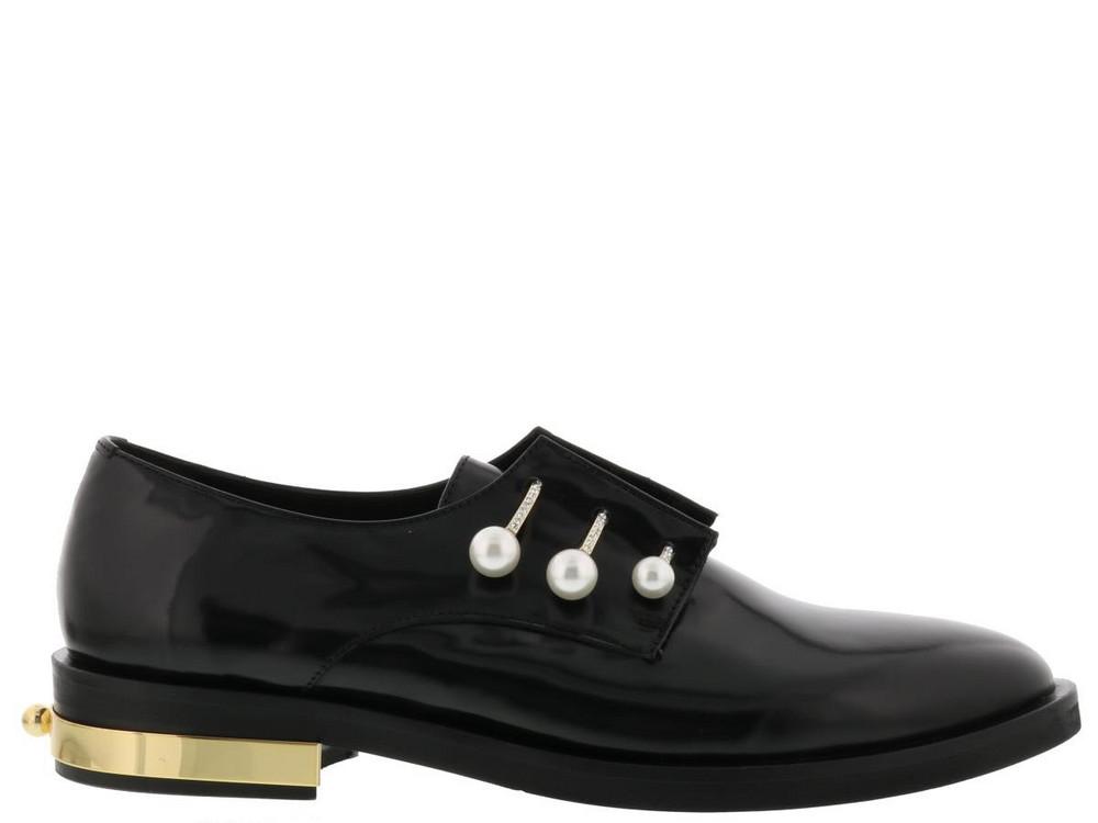 Coliac Fernanda Loafers in black