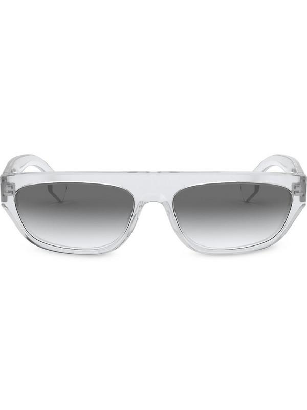 Burberry Eyewear aviator sunglasses in neutrals