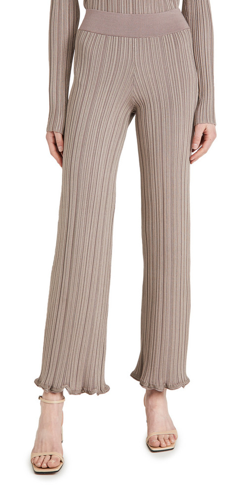Acne Studios Trousers in taupe / beige