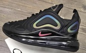 shoes,black iridescent sneakers
