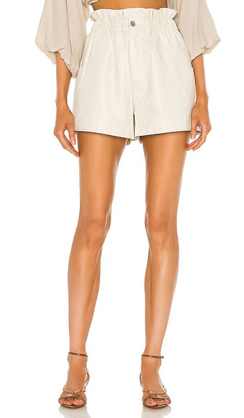 ASTR the Label Petunia Shorts in Nude in sand