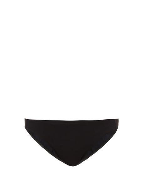 Rick Owens - Elasticated-sides Bikini Briefs - Womens - Black
