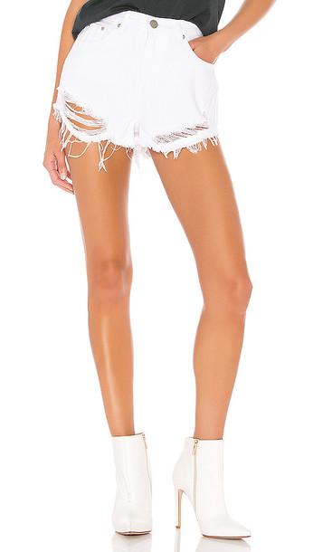superdown Lori Denim Shorts