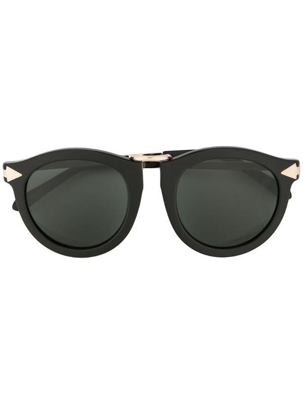 Karen Walker Harvest sunglasses in black