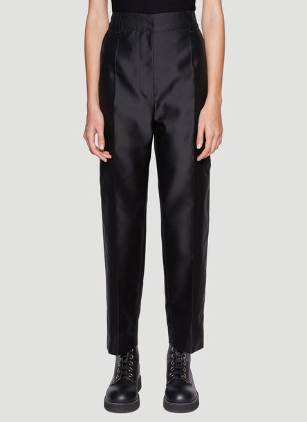 Marni Tailored Pants in Black size IT - 40