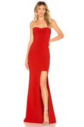 gown,red,dress