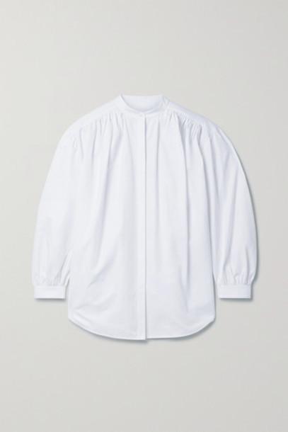 Jil Sander - Cotton-poplin Shirt - White