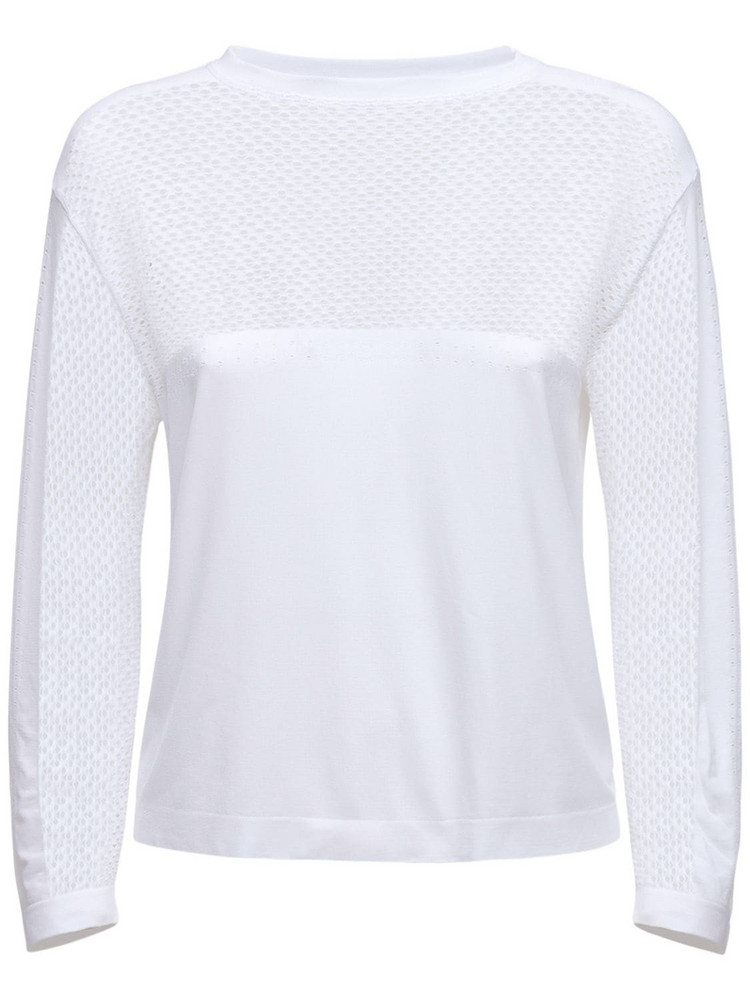 VARLEY Halldale Tech T-shirt in white