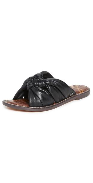 Sam Edelman Garson Sandals in black