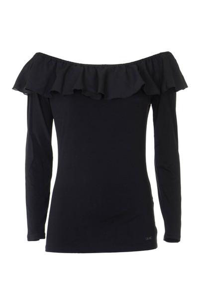 Liu-jo T-shirt in nero