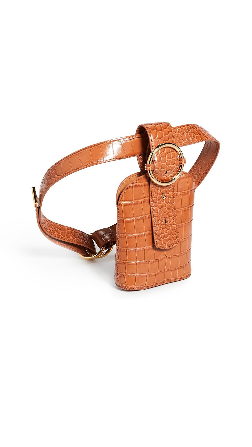 Parisa Wang Addicted Belt Bag in orange