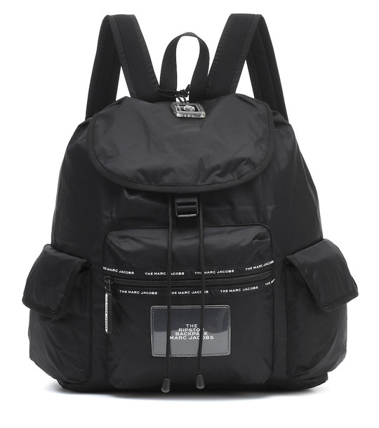 Marc Jacobs The Ripstop nylon backpack in black