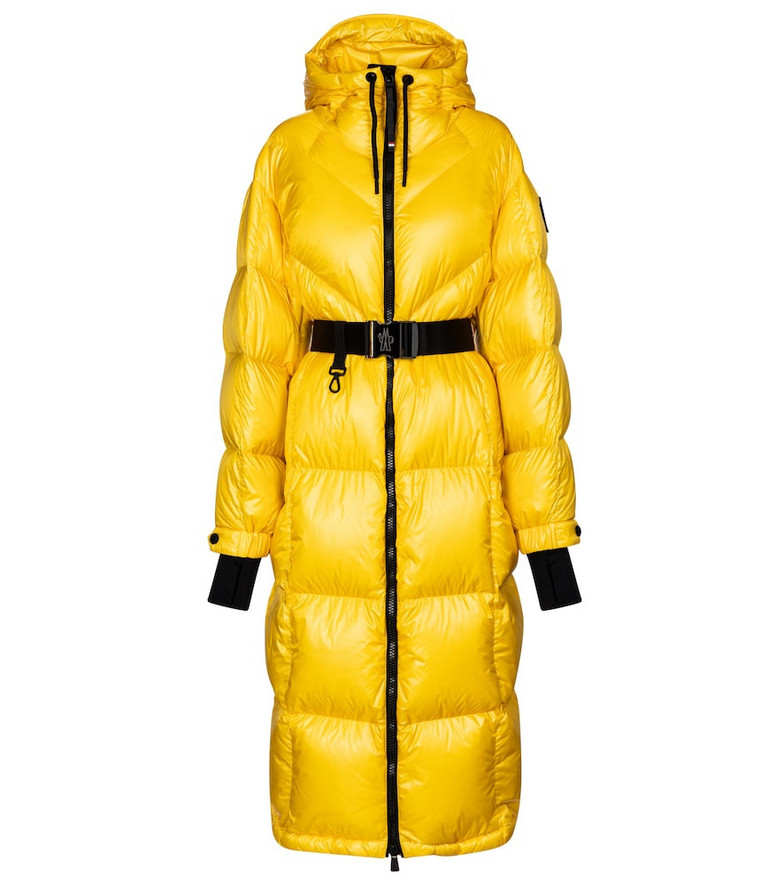 Moncler Genius Exclusive to Mytheresa – 3 MONCLER GRENOBLE Mandriou down coat in yellow