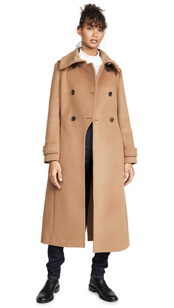 Mackage Elodie Jacket in camel