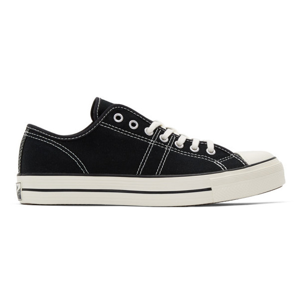 Converse Black Lucky Star Low Sneakers
