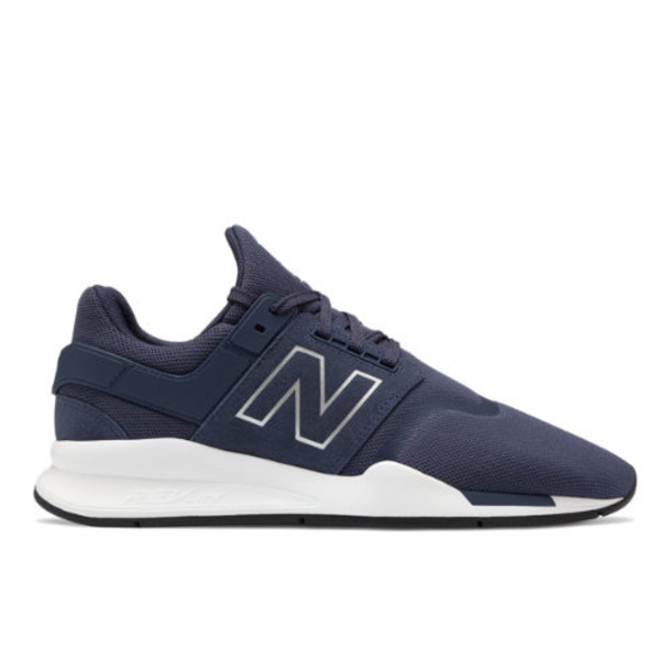 New Balance 247 Men's Sport Style Shoes - Blue/White (MS247GG)