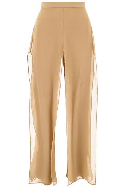 Max Mara Trousers With Panels