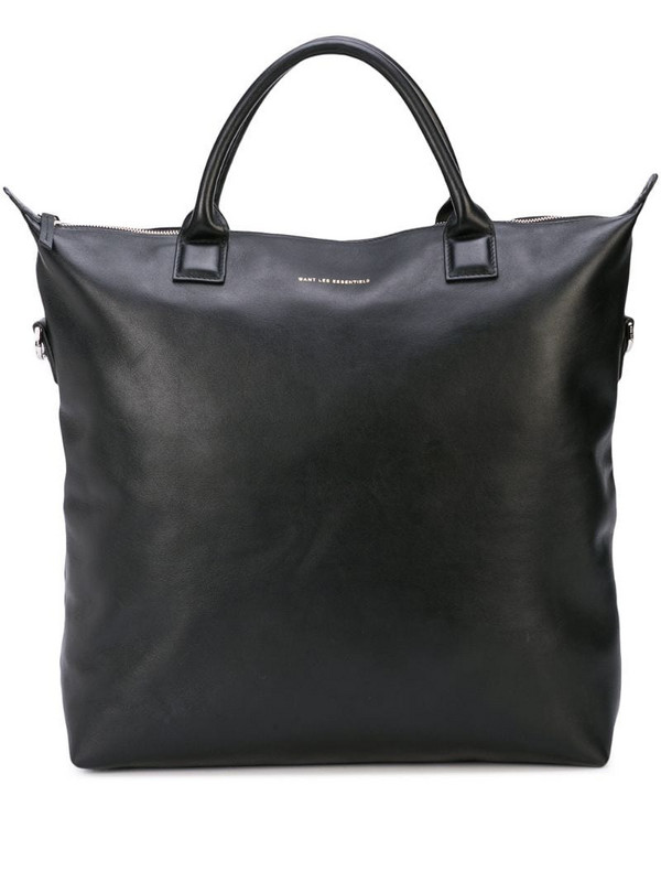 WANT Les Essentiels O'Hare tote in black