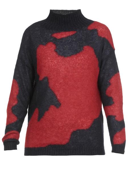 Max Mara Faglia Sweater in blue