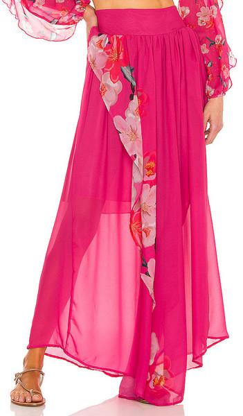 BOAMAR Anna Skirt in Pink in rose