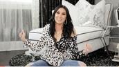 blouse,black,white,leopard print,wrap top,lace