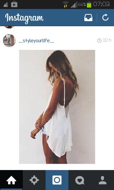 shirt white cute beautiful summer
