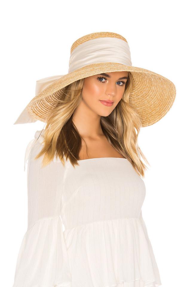 Eugenia Kim Mirabel Hat in tan