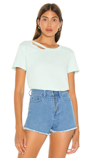 n:philanthropy Harlow BFF Tee in Mint