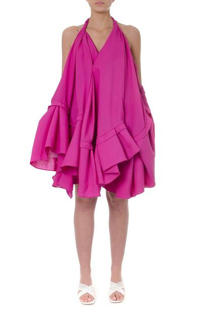 Jacquemus La Robe Pink Dress