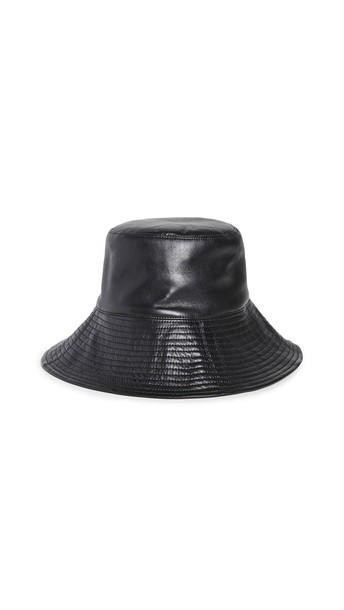 Nanushka Serge Hat in black