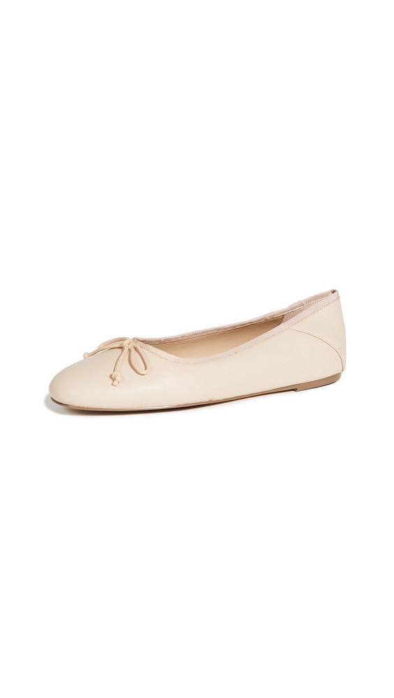 Villa Rouge Forrest Ballet Flats in blush
