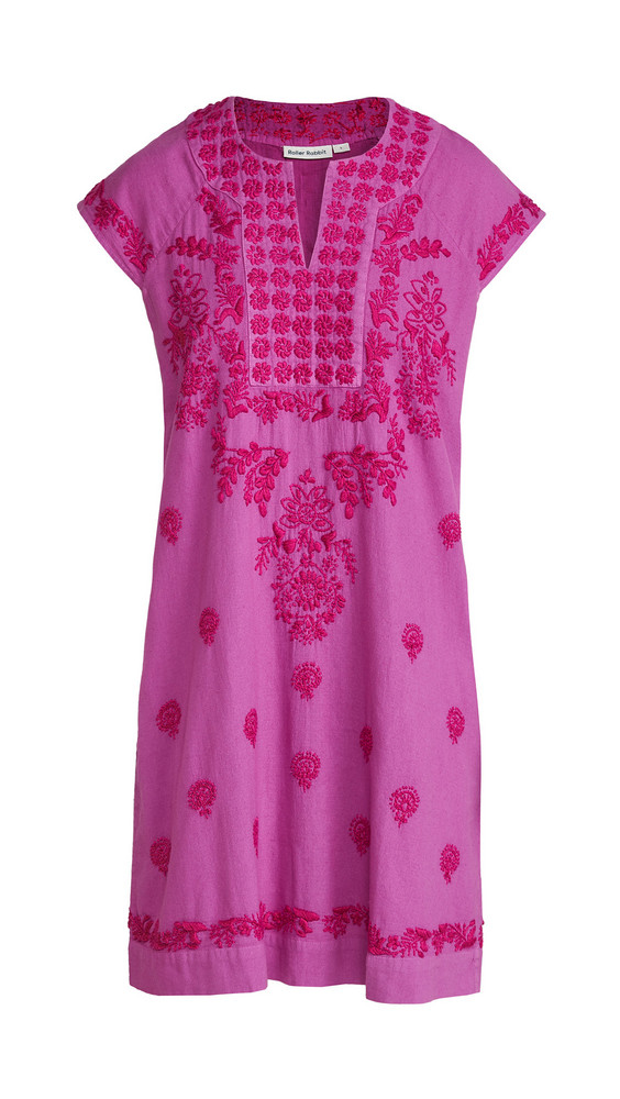 Roller Rabbit Faith Dress in pink