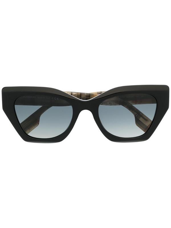 Burberry Eyewear 0BE42993757T3 cat eye-frame sunglasses in neutrals