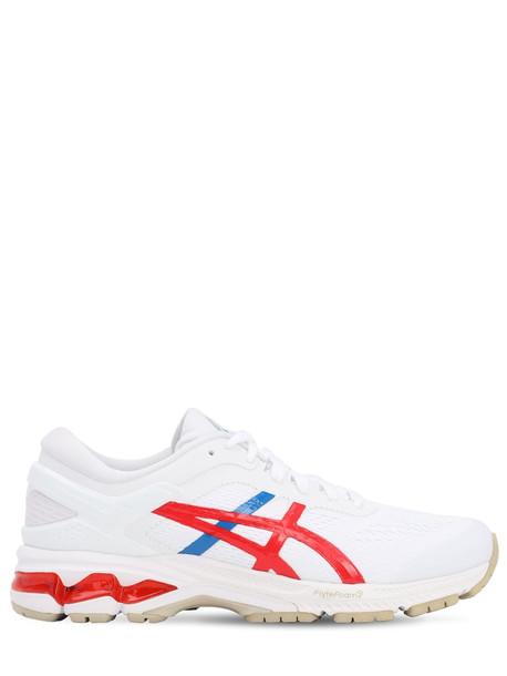 ASICS Gel-kayano 26 Sneakers in red / white