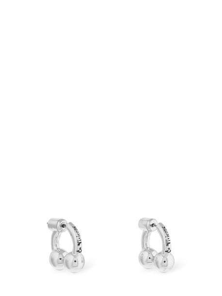 VIVIENNE WESTWOOD Kayle Earrings in silver