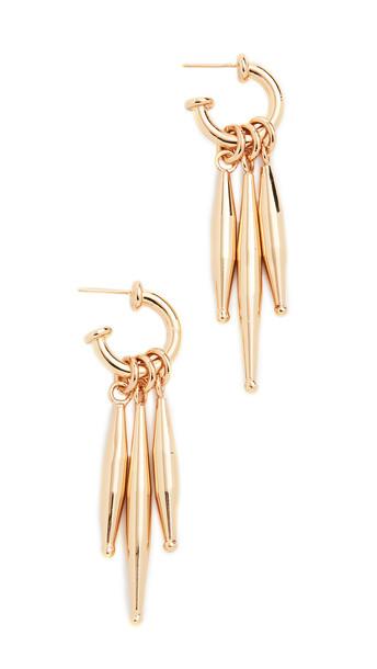 Tohum Maia Earrings in gold