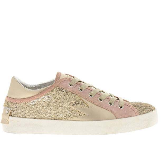 Crime London Sneakers Shoes Women Crime London in pink