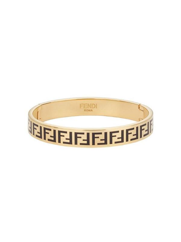 Fendi FF bracelet in gold