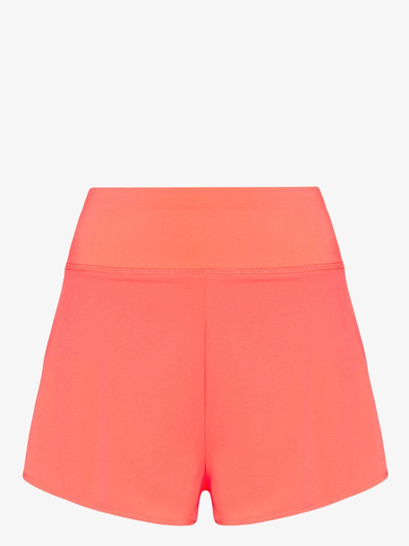 Sweaty Betty Time Trial running shorts in pink