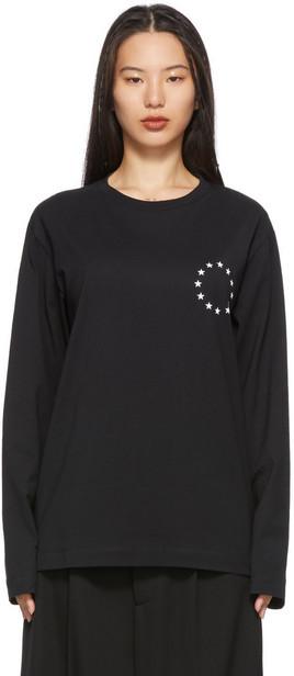 Études Études Black Wonder Europa Long Sleeve T-Shirt