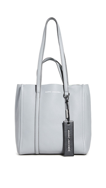 The Marc Jacobs The Tag Tote 27 in grey