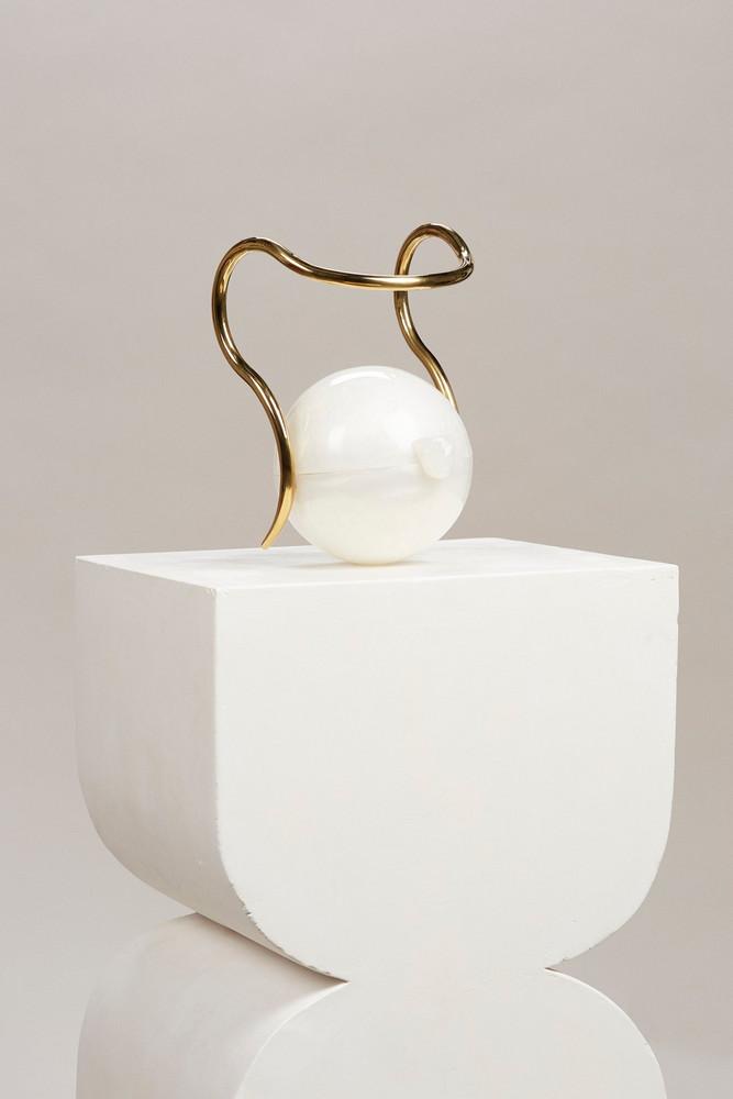 Cult Gaia Pearl Bag - Pearl (PREORDER)                                                                                               $368.00 USD