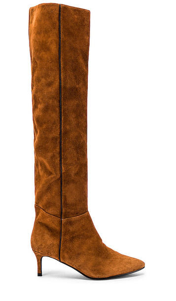 Caverley Jazzy Boot in Brown