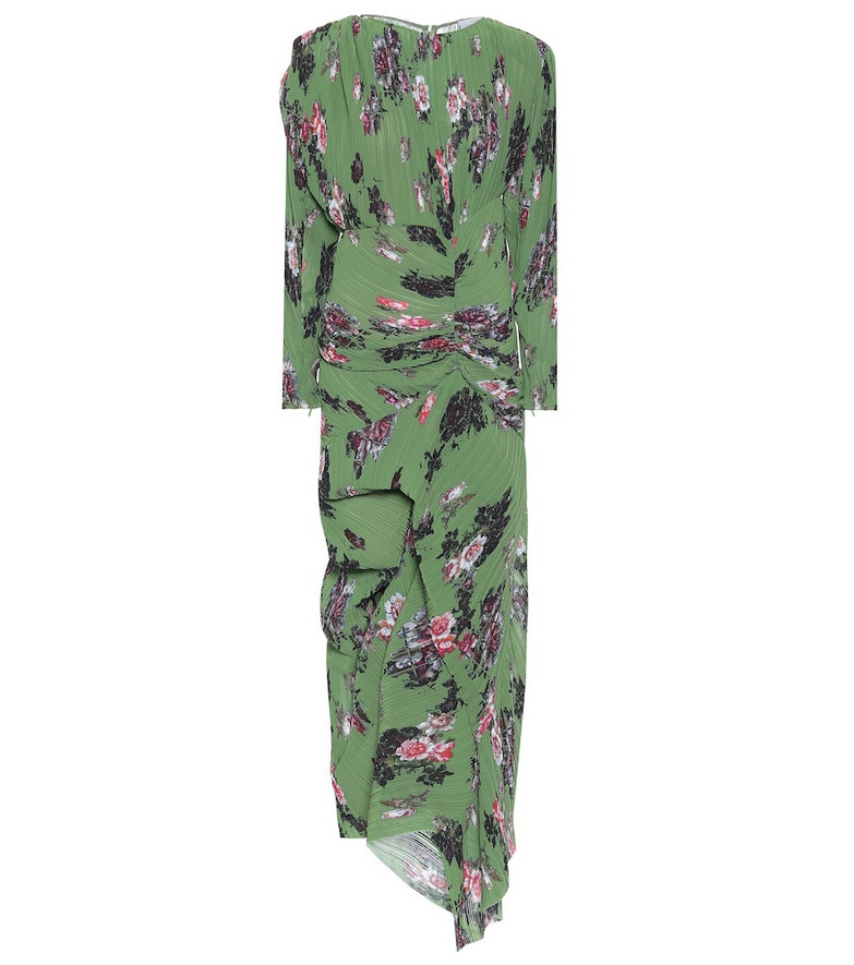Preen by Thornton Bregazzi Ofira floral maxi dress in green