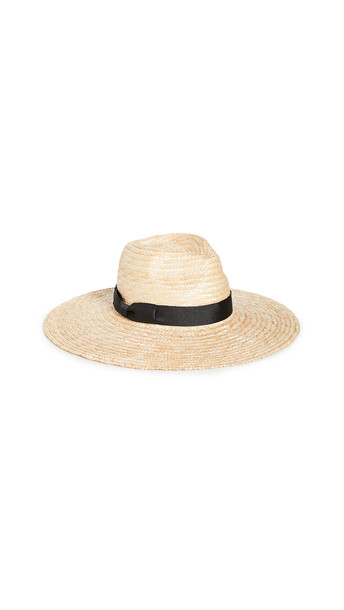 Lack Of Color The Spencer Wide Fedora in natural